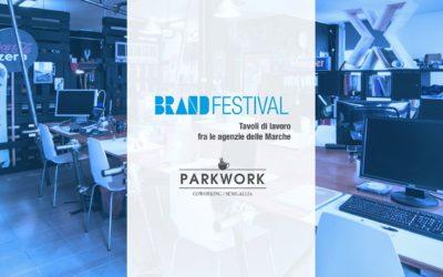 Ai tavoli di lavoro per il Brand Festival 2018