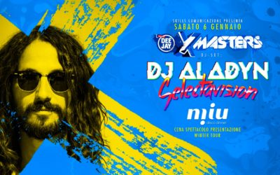 Presentazione Deejay Xmasters Winter Tour + Winter Party