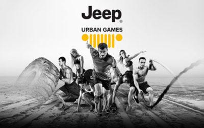 Il divertimento non conosce ostacoli: JEEP URBAN GAMES
