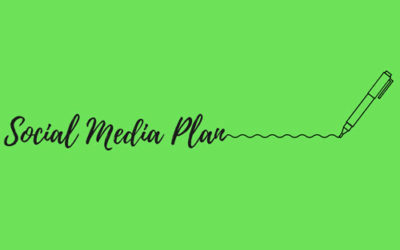 Social media plan