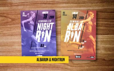 Skills Comunicazione per Albarun e Nightrun by Sport & Travel