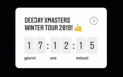 Countdown: il nuovo sticker Instagram