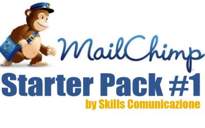 Mailchimp Starter Pack – parte 1