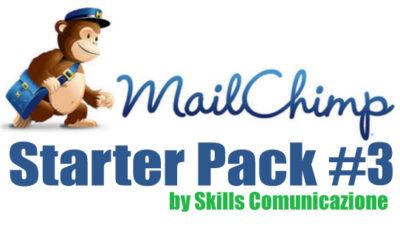 Mailchimp Starter Pack – parte 3